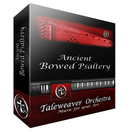 Taleweaver Orchestra Ancient Bowed Psaltery