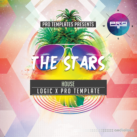 Logic Pro X Templates The Stars Logic X Pro Template DAW Templates