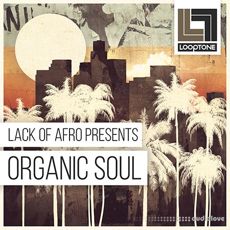 Looptone Lack Of Afro Presents Organic Soul WAV