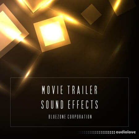 Bluezone Corporation Movie Trailer Sound Effects WAV