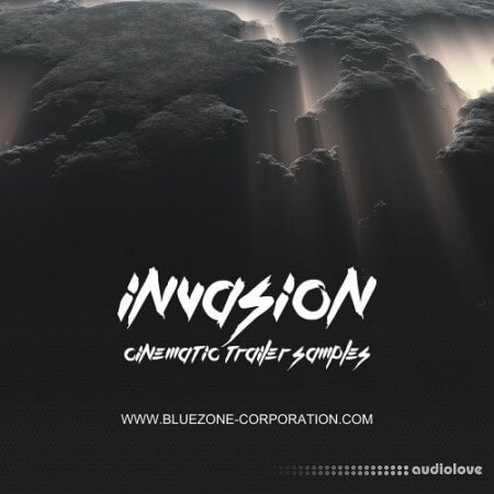 Bluezone Corporation Invasion Cinematic Trailer Samples WAV