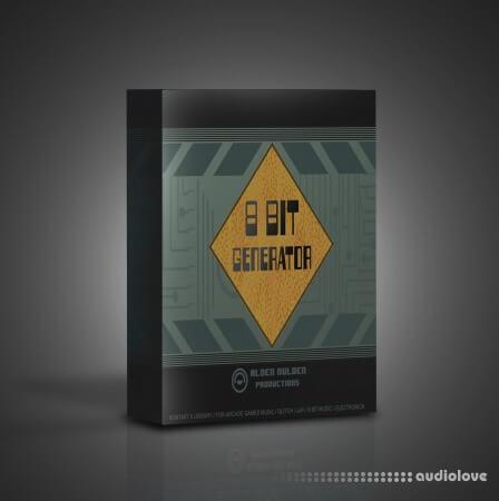 Alden Nulden Productions 8 Bit Generator KONTAKT