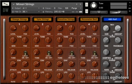 Hideaway Studio The String Collection v1.01 KONTAKT