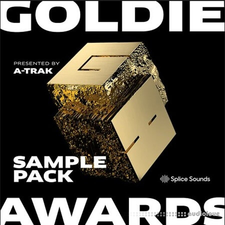 Splice Sounds A-Trak Presents Goldie Awards Sample Pack