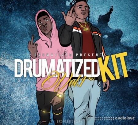 Drumatized Vol.1 Drum Kit