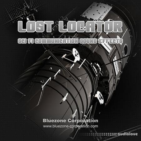 Bluezone Corporation Lost Locator Sci Fi Communication Sound Effects