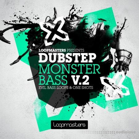 Loopmasters Dubstep Monster Bass Vol.2 MULTiFORMAT