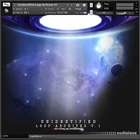 Global Audio Tools Unidentified Loop Archives V1 KONTAKT