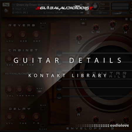 Global Audio Tools Guitar Details