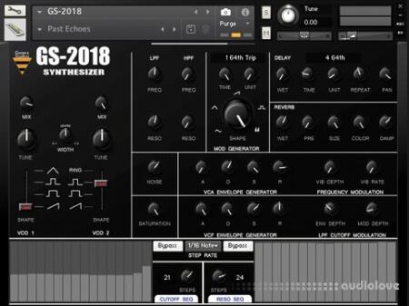 Genera Studios GS-2018 KONTAKT