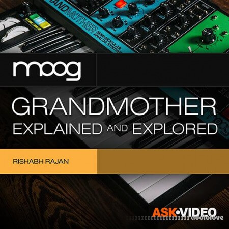 Ask Video Moog Grandmother 101 Explained and Explored TUTORiAL