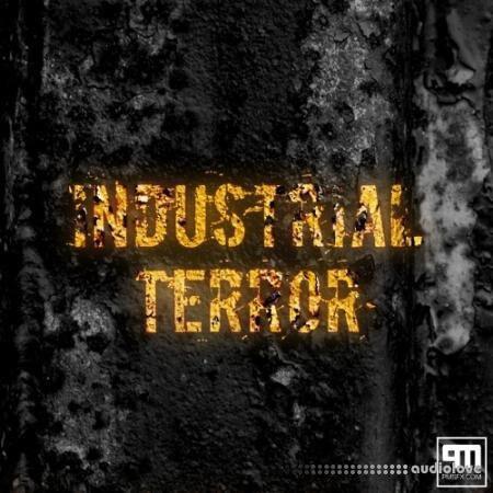 PMSFX Industrial Terror WAV
