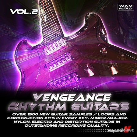 Vengeance Rhythm Guitars Vol.2 WAV