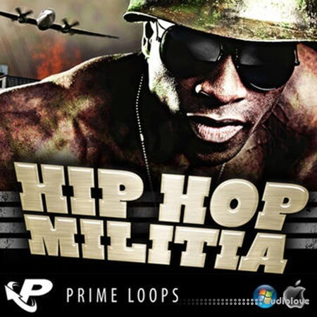 Prime Loops Hip Hop Militia MULTiFORMAT
