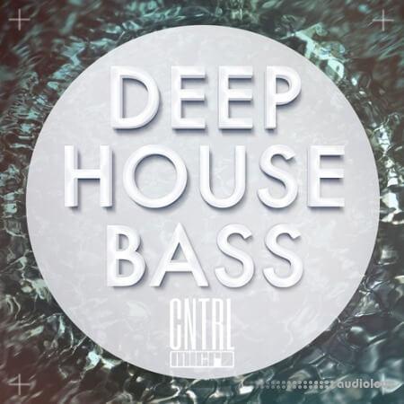 CNTRL Micro Deep House Bass WAV MiDi