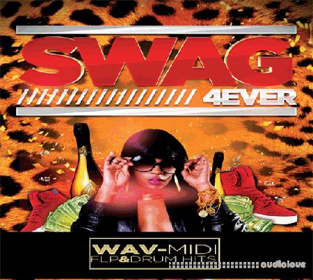 Oneway Audio Swag 4Ever WAV MiDi DAW Templates