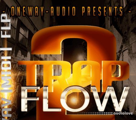 Oneway Audio Trap Flow Vol.2 WAV MiDi DAW Templates