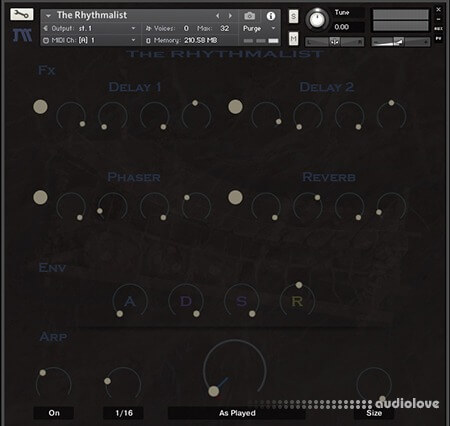 ImagikSound The Rhythmalist KONTAKT