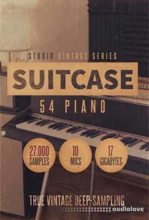 8Dio Suitcase 54 Piano KONTAKT