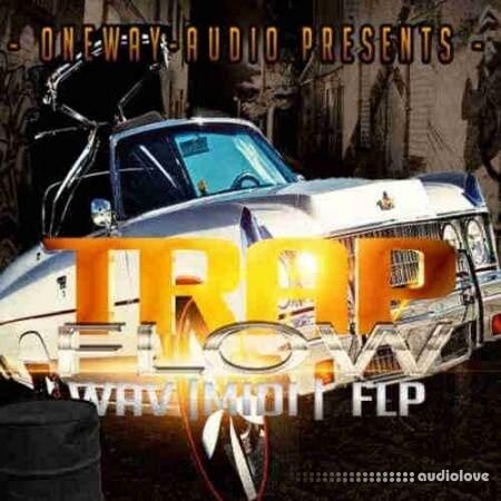Oneway Audio Trap Flow Vol.1 DAW Templates