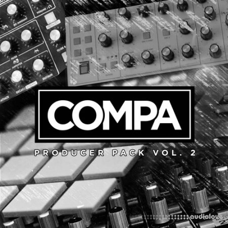 Compa Producer Pack Vol.2 WAV