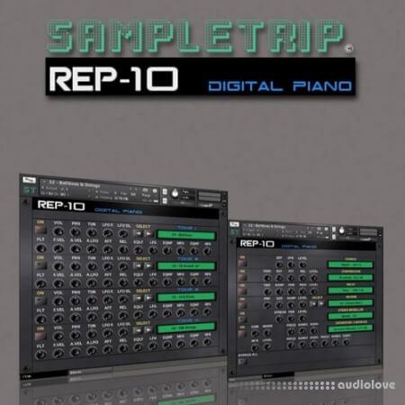 Sampletrip REP-10 KONTAKT