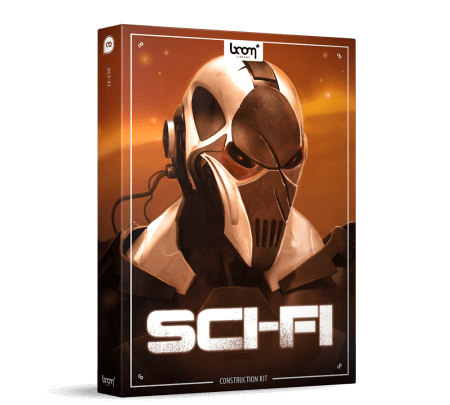 BOOM Library SCI-FI Construction Kits WAV