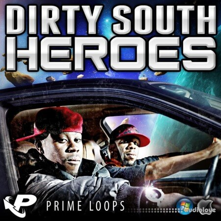 Prime Loops Dirty South Heroes WAV