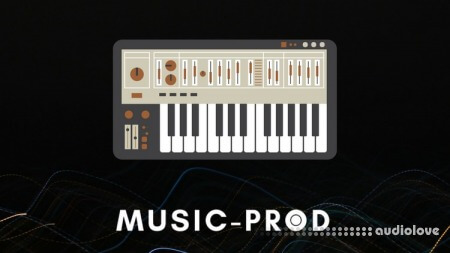 Music-Prod Electronic Music Production In Logic Pro X 5 Courses In 1 TUTORiAL