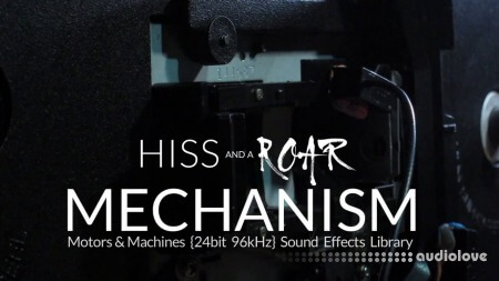 HISS and a ROAR SD022 MECHANISM WAV