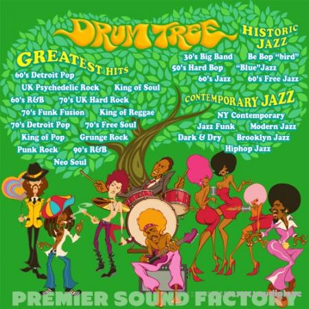 Premier Sound Factory Drum Tree