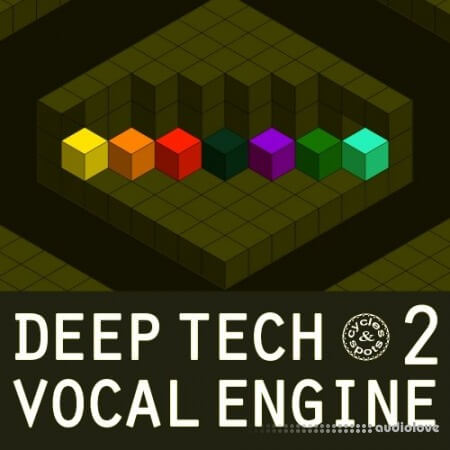 Cycles And Spots Deep Tech Vocal Engine 2 KONTAKT