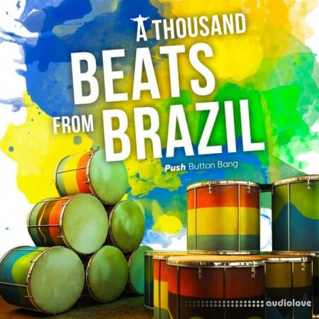 Push Button Bang A Thousand Beats from Brazil WAV
