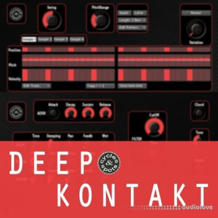 Cycles And Spots Deep Kontakt 2 KONTAKT