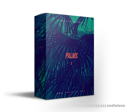 Trap Life Hip-Hop Essentials Palms Vol.2