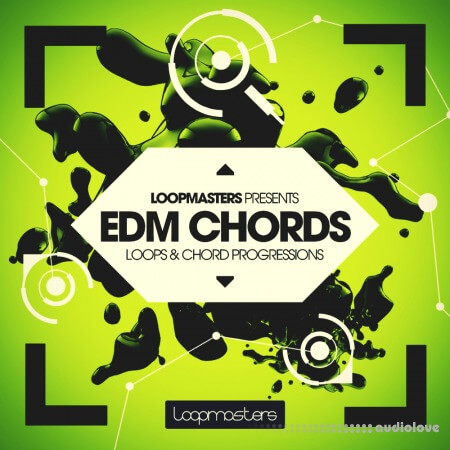 Loopmasters Presents EDM Chords WAV REX Stylus RMX