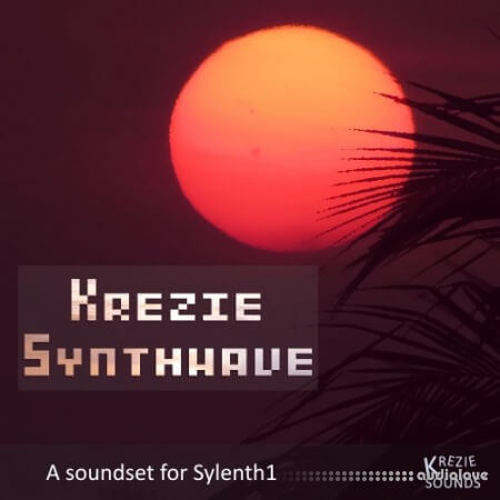Krezie Sounds Synthwave Synth Presets