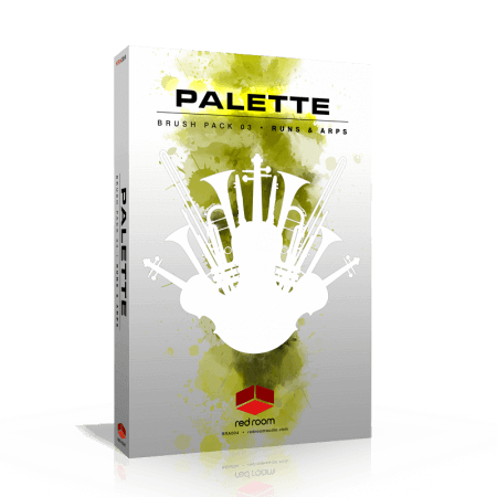 Red Room Audio Palette Runs And Arps v1.1 KONTAKT