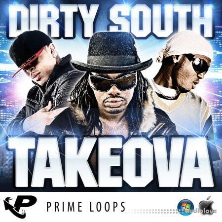 Prime Loops Dirty South Takeova WAV