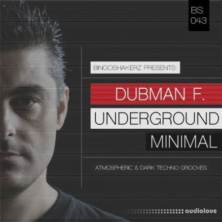 Bingoshakerz Dubman F. Underground Minimal WAV