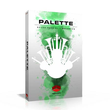 Red Room Audio Palette RRA002 Melodics v1.1 KONTAKT