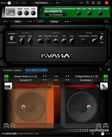 Kuassa Amplification and Effector Bundle v2018.12 CE WiN