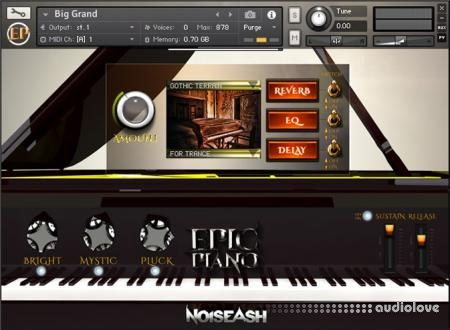 NoiseAsh Audio Tools Epic Piano