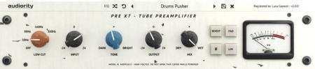 Audiority Pre-X7 v1.1 WiN MacOSX