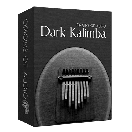 Origins Of Audio Dark Kalimba