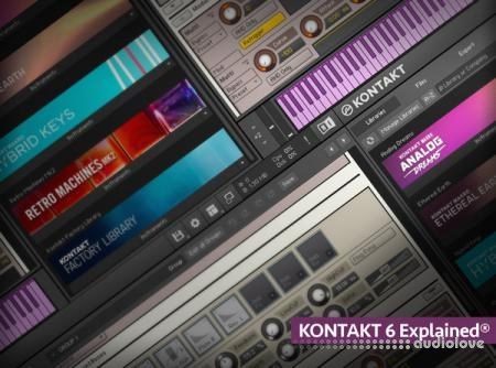 Groove3 KONTAKT 6 Explained TUTORiAL