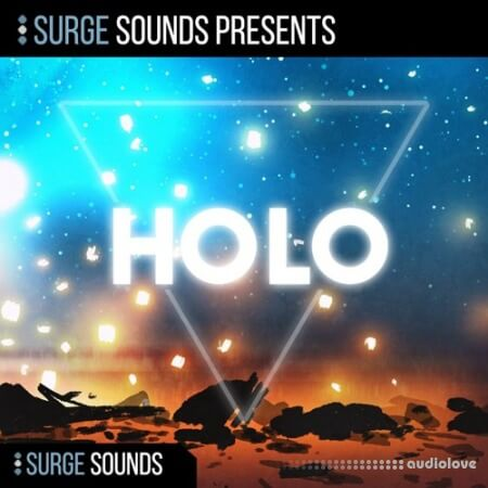 Surge Sounds Holo WAV MiDi Synth Presets