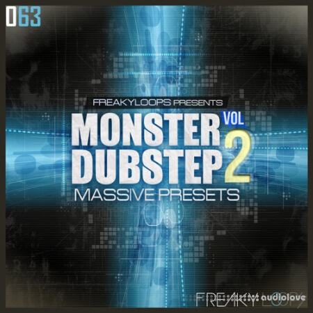 Freaky Loops Monster Dubstep Vol.2 Synth Presets