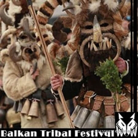 West Wolf Balkan Tribal Festival WAV