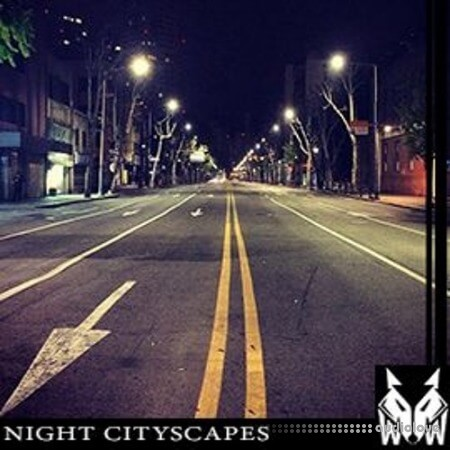 West Wolf Night Cityscapes WAV